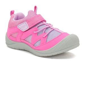 OshKosh B'gosh girls pink Velcro sneakers